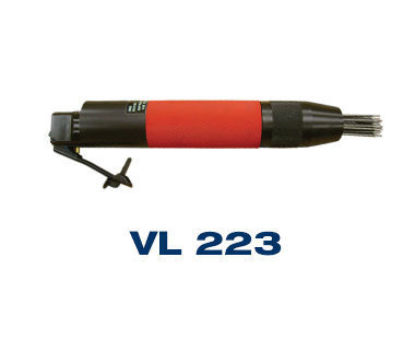 VL223 heavy-duty low-vibration needle scaler